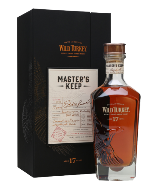 Wild Turkey Masters Keep 17 Year Bourbon
