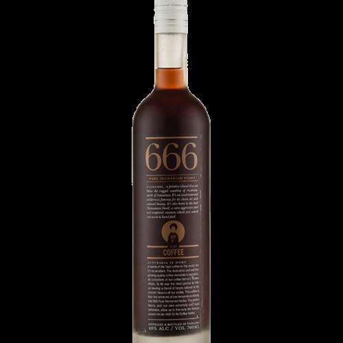 666 St Ali Coffee Vodka