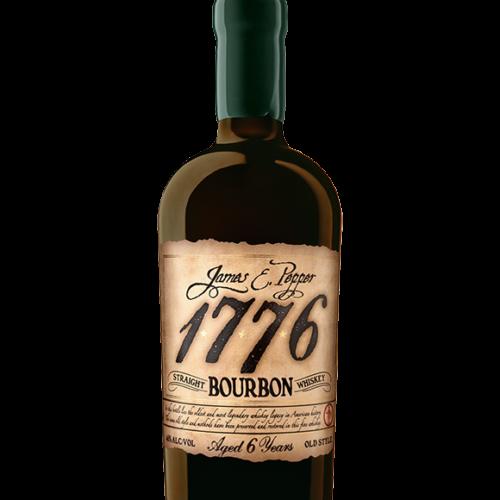 James E Pepper 1776 6 Year Bourbon