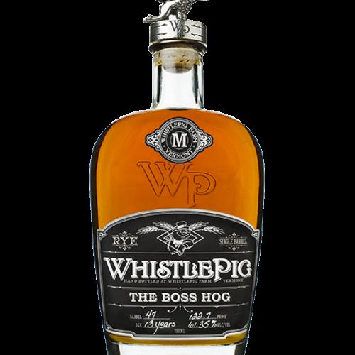 Whistle Pig The Boss Hog Rye Whiskey