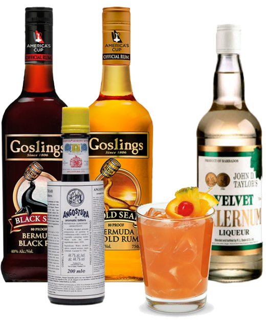 Rum Swizzle Cocktail Pack