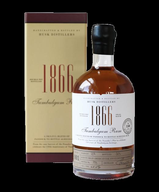 1866 Tumbulgum Rum Batch 1