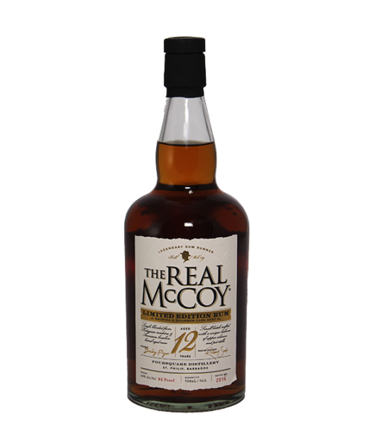 The Real McCoy 12 Year Limited Edition Rum