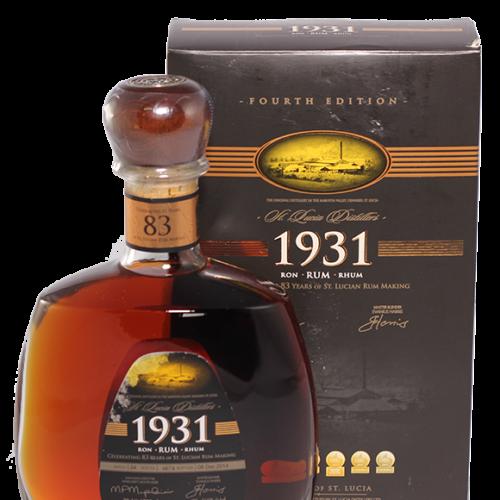Chairmans 1931 4th Edition Rum