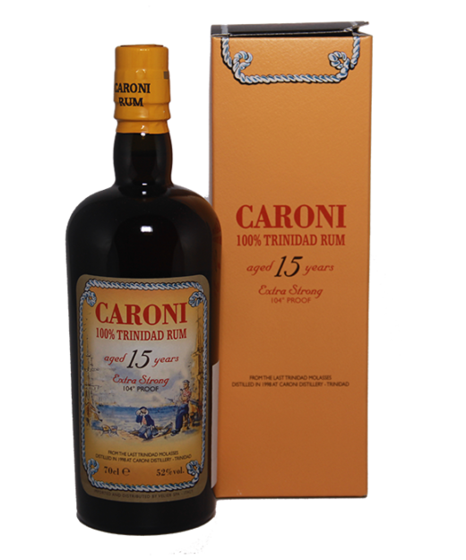 Caroni 15 Year Trinidad Rum