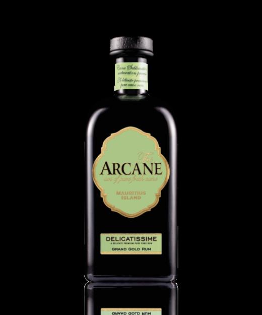 Arcane Delicatissime Gold Rum