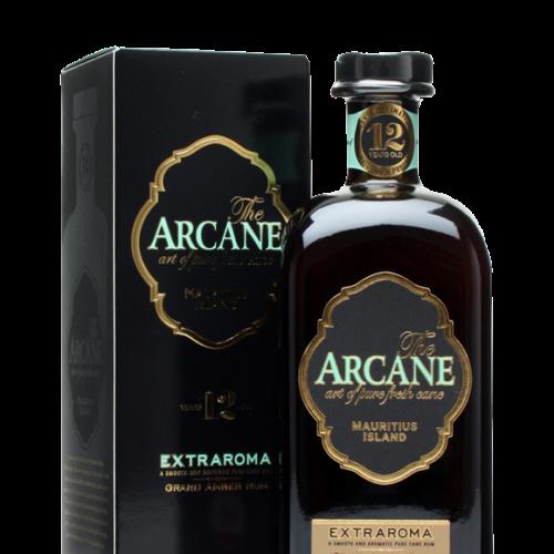 Arcane Extraroma Amber 12 Year Solera Rum