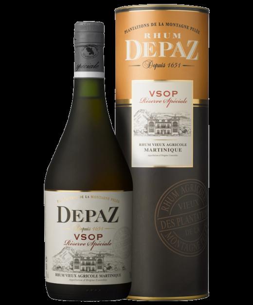 Depaz VSOP Reserve Speciale 7 Year Rhum Agricole