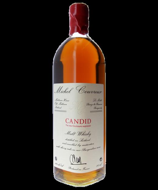 Michel Couvreur Candid Malt Whisky