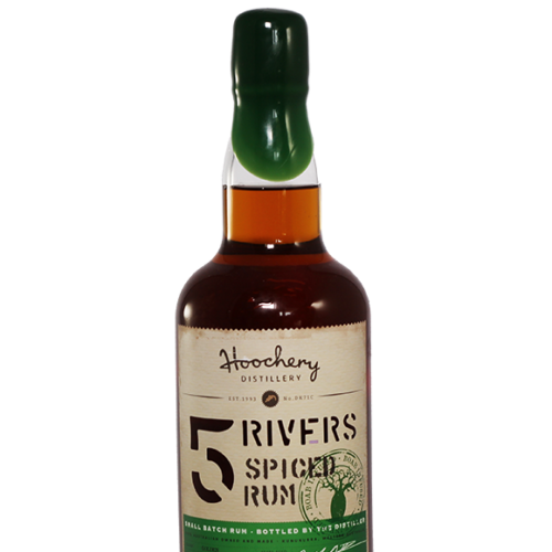 Hoochery 5 Rivers Spiced Rum
