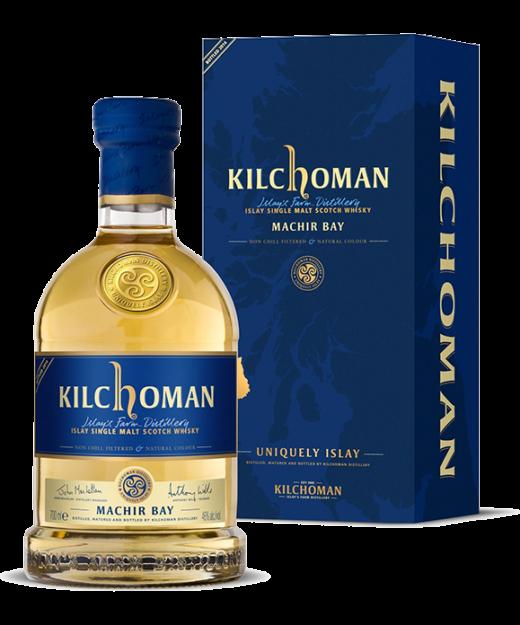 Kilchoman Machir Bay Islay Single Malt Whisky