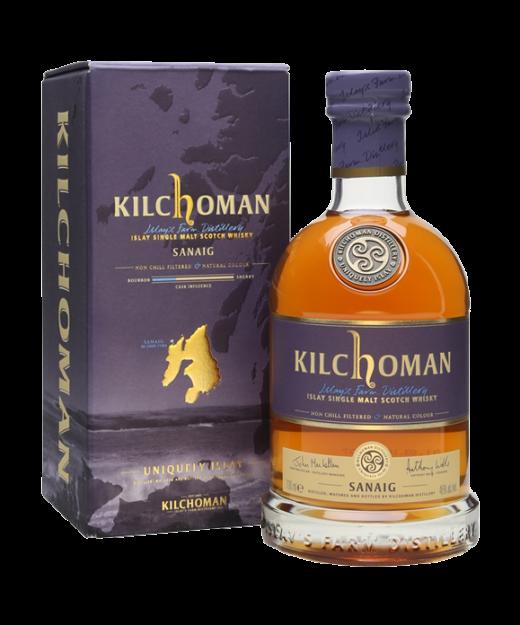 Kilchoman Sanaig Islay Single Malt Whisky