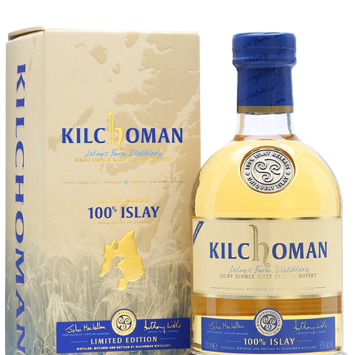 Kilchoman 100% Islay 6th Edition Single Malt Whisky