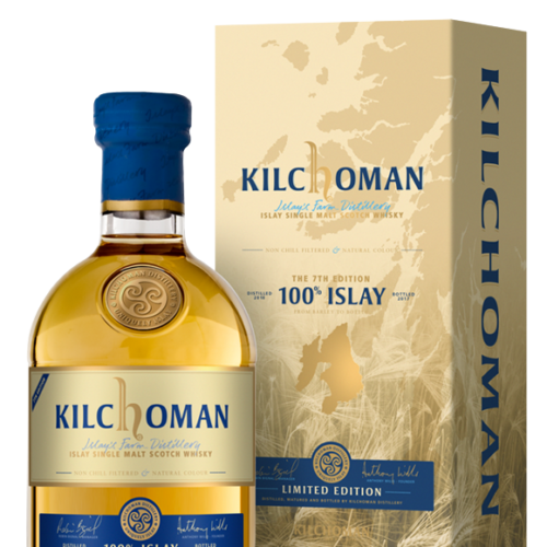 Kilchoman 100% Islay 7th Edition Single Malt Whisky