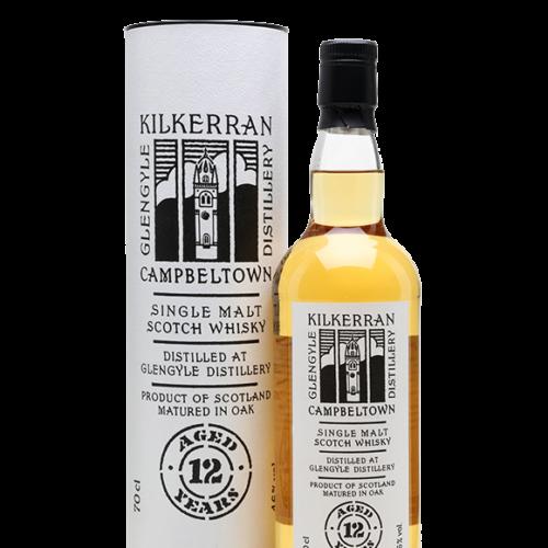Kilkerran 12 Year Single Malt Whisky