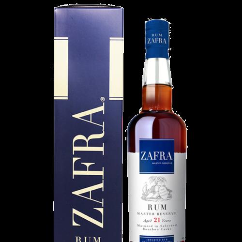 Zafra Master Reserve 21 Year Rum