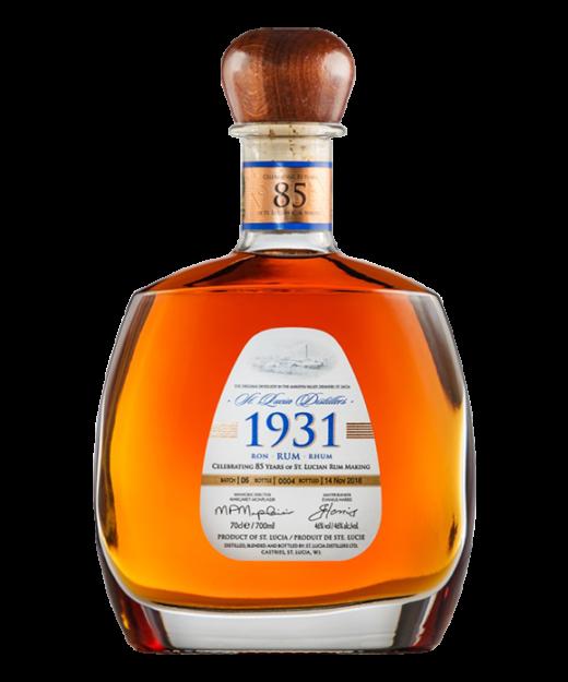 Chairmans 1931 6th Edition Rum