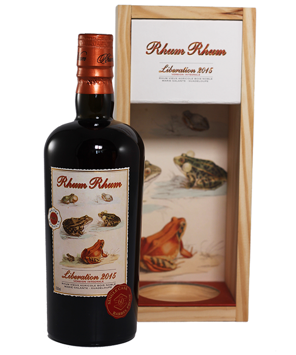 Rhum Rhum Liberation 2015 60th Anniversary | Liquor MOJO | Buy Online