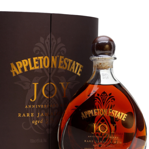 Appleton Estate Joy Anniversary 25 Year Rum