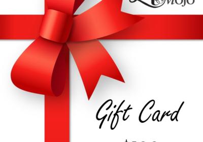 Liquor MOJO Gift Card $100