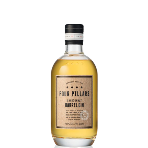 Four Pillars Chardonnay Barrel Gin