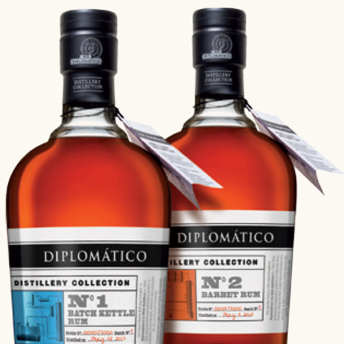 Diplomatico Distillery Collection No 1 and No 2 Rum Set